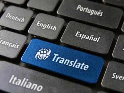 Succesvol met uw meertalige website in het buitenland