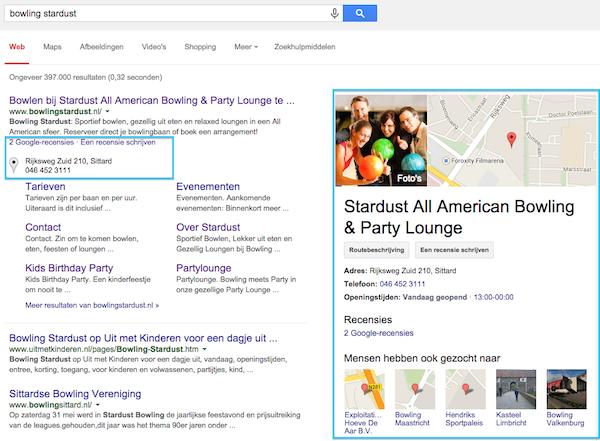 bowling stardust Google zoeken