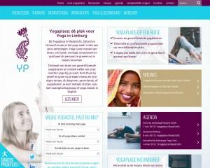 Yogaplace website