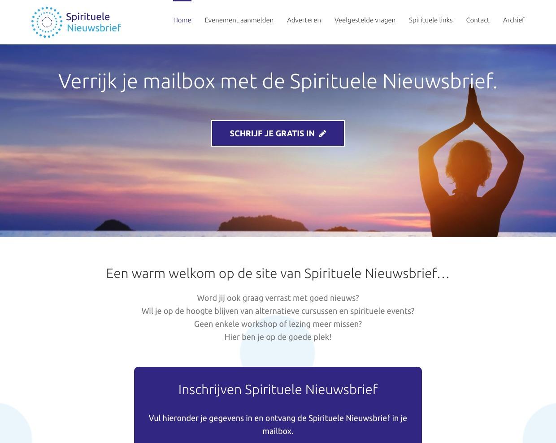 Spirituele Nieuwsbrief