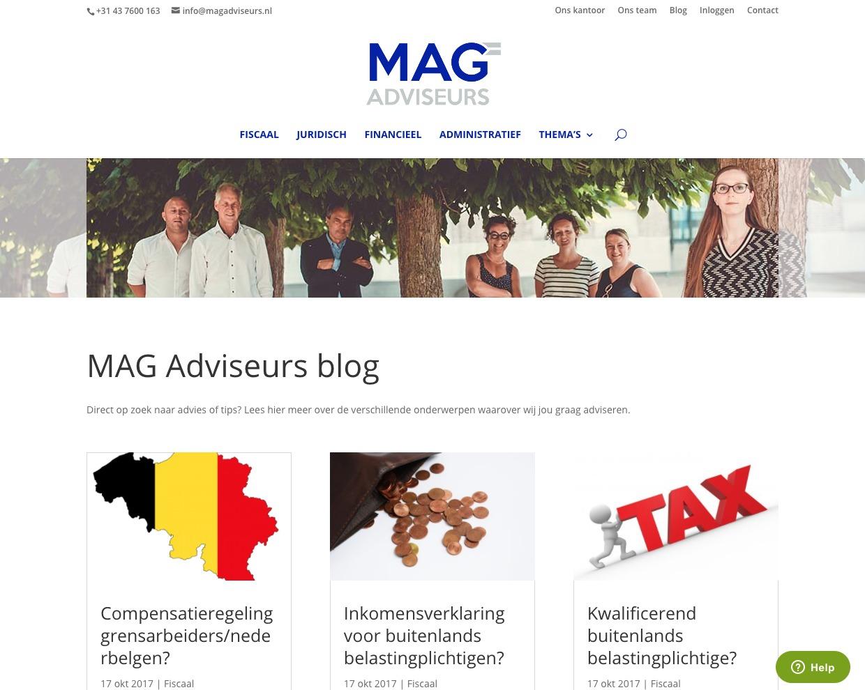 MAG Adviseurs